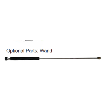 Wand with Coupling for Surface Cleaner